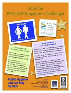 Join the PHLUSH Singapore Challenge!