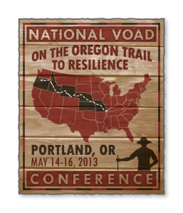 New PHLUSH exhibit premiers at National VOAD Conference