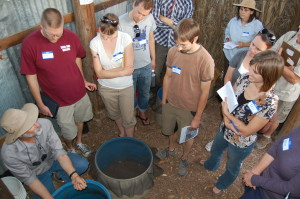 Soil Stewards have built composting toilet systems at 24 pilot sites in Arizona.
